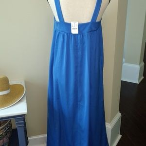 J. Crew Factory Dresses - Jcrew Factory Azure Maxi dress sz 6